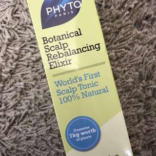 Phyto Botanic Scalp Elixer
