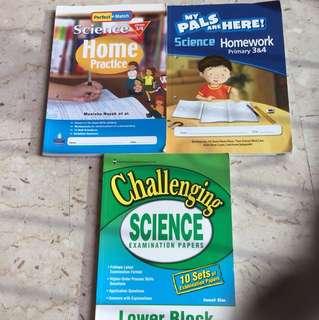 Assessment Books P3/4