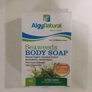 AlgyNatural Seaweeds Body Soap