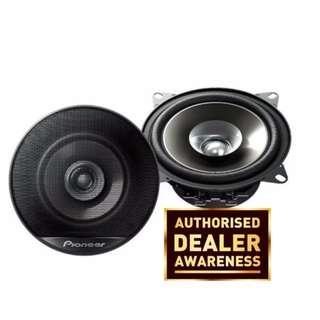 Pioneer TS-G1015R 190W 10cm Dual Cone Speaker (Pair)