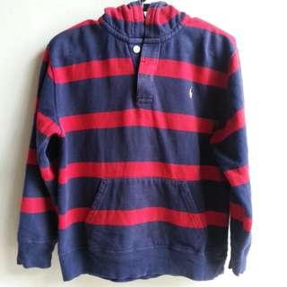 Ralph Lauren Hoodie Sweater (10-12yo)