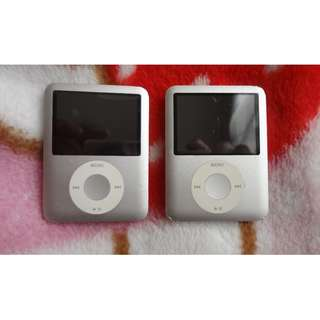 ORIGINAL IPOD NANO 3RD GEN (4GB)