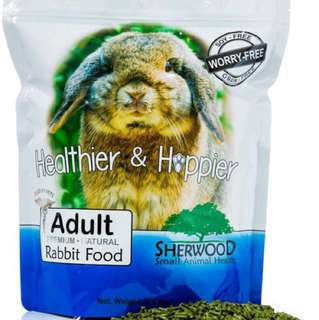 Sherwood Adult Rabbit Pellets