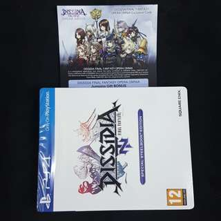 Dissidia Final Fantasy Opera Omnia Jumping Gift Bonus Code