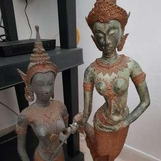 泰国早期女神 23, 28, 23  寸