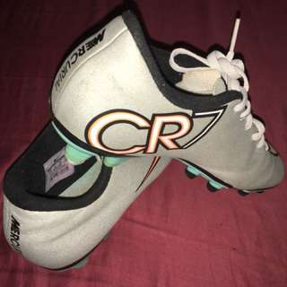 Nike CR7 Mercurial Soccer Shoes