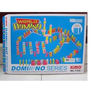 Domino (Brand: Kimo) bought from Kiddy Palace