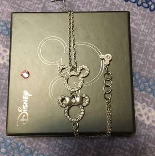 Disneyland s925 純銀手鍊