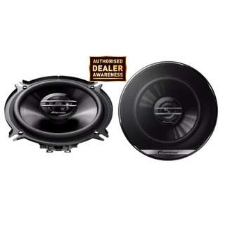 Pioneer TS-G1320F 250W 13cm 2-Way Speaker (Pair)