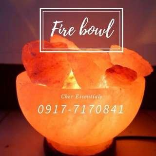 Firebowl Authentic Himalayan Salt Lamp