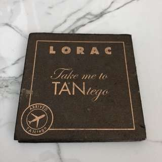 (USED) Lorac Take Me To TANtego