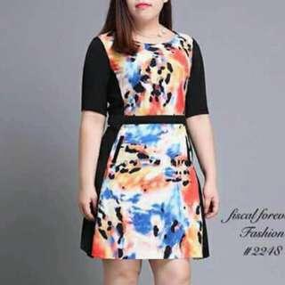 Bodycon Dress(Fit to Xl)
