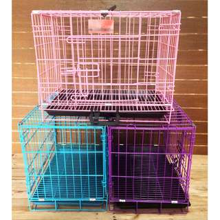 Pet Crates Small Collapsible Foldable Dog Cat Cage