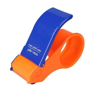 Tape Cutter Dispenser 4.8cm Wide Tape Seal Cutter Courier Packing Tape Plastic Sealing Machine