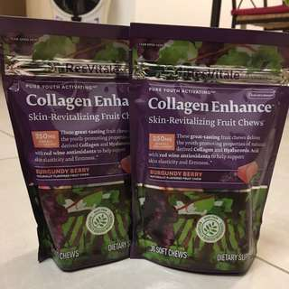 ReaVitale collagen enhance( total :2 )