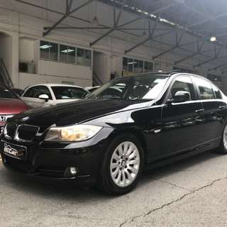 BMW 320i For Rent $480/Week (Personal/Uber/Grab)