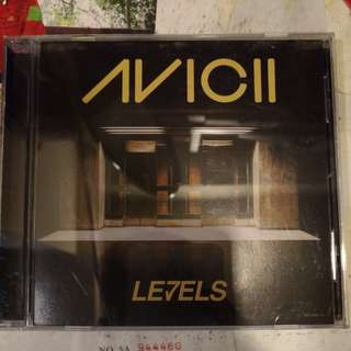 Avicii Levels EP