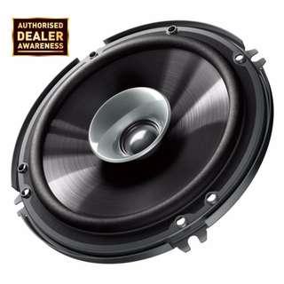 Pioneer TS-G1610F 160W 16cm Dual Cone Speaker (Pair)