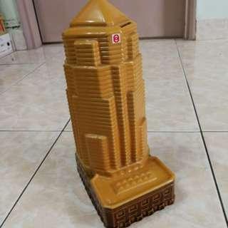 Menara Public Bank coin box