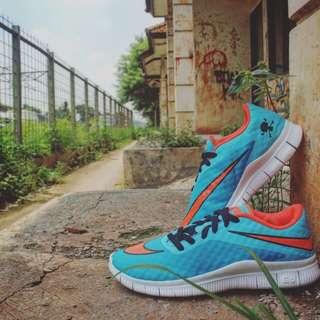 Sepatu Nike Running Hypervenom Original