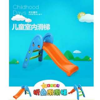 Foldable Indoor kids slide