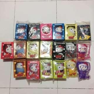 BN Mcdonalds Hello Kitty Soft Toys