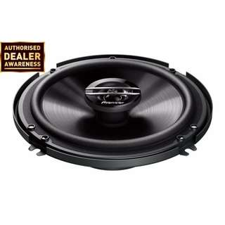 Pioneer TS-G1620F 250W 16cm 2-Way Speaker (Pair)