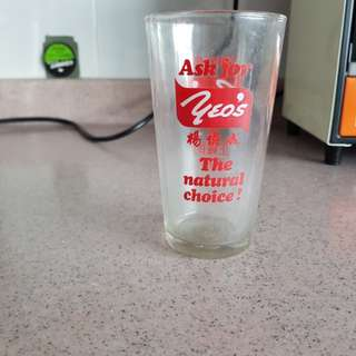 Vintage Yeos Glass