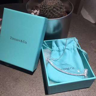 tiffany & co 微笑鑽石項鍊