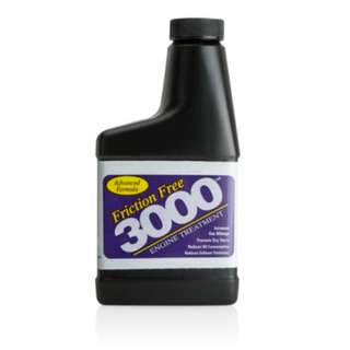 Friction Free 3000 Engine Treatment - Single Bottle (8 fl. oz.)