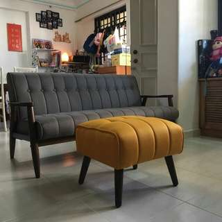Sofa 16% discount