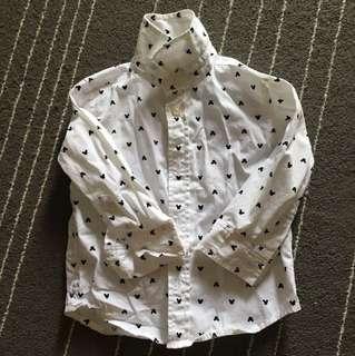Disney shirts (incl postage)