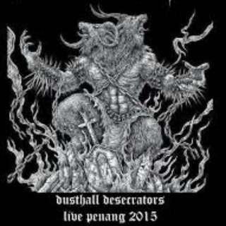 IMPIETY/INFERNAL EXECRATOR 'Dusthall Desecrators Live Penang 2015' Split Cassette