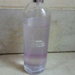 Parfum body shop white musk brume parfumee