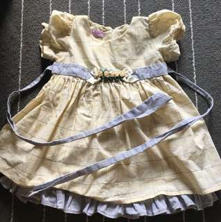 Baby girl dress (incl postage)