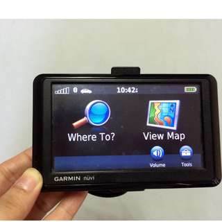 (Original) Garmin GPS Car Navigator with Map - Portable Nuvi 1310