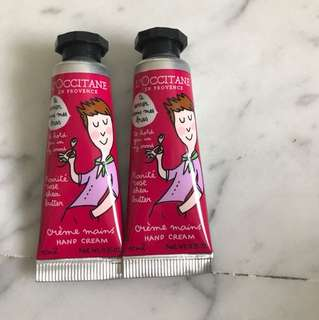 BRAND NEW Limited Edition L'occitane Hand Cream
