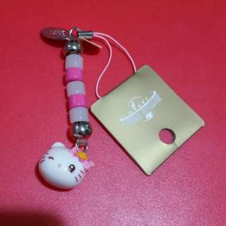 Hello kitty usj限定電話繩(包郵)