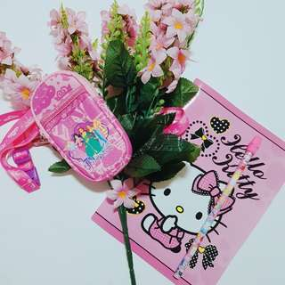 MUST GO CUTE PINK GIFT SET