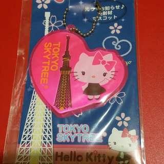 Hello kitty skyTree限定 吊飾(包郵)