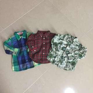 Branded Baby Boy Shirt