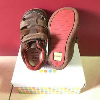 Clarks First Shoes Boy