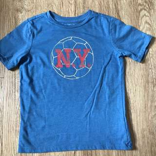 Gap Kids Blue NY Shirt