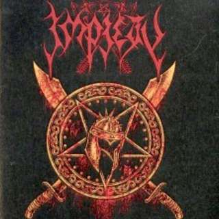 IMPIETY 'The Impious Crusade' Limited Edition Cassette