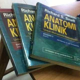 Anatomi Klinik - Richard S. Snell