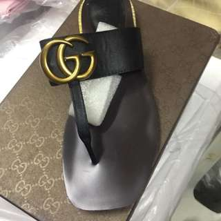 Gucci & Chanel Sandals