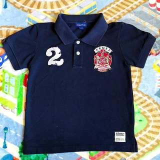 Coach Kid Polo