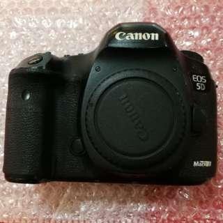 Canon 5D Mark IIl , sc 120k+ , good function ,