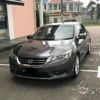 Honda Accord 2.4~Sambung Bayar