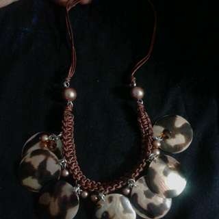 necklace for fashion